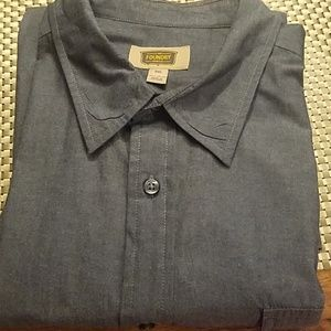 Big Man Casual Shirt. 3XL